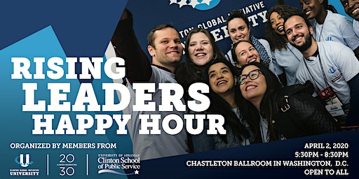 Clinton Foundation- Rising Leaders Happy Hour