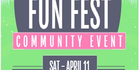 Easter Fun Fest & Egg Hunt tickets