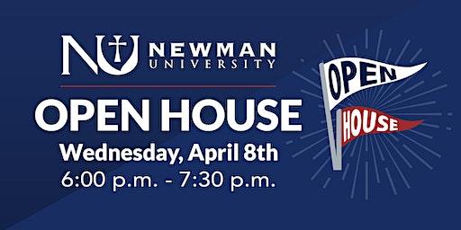 Open House - April 8, 2020