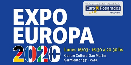 Expo Europa entradas