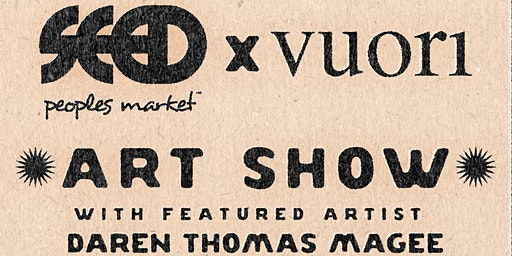 SEED x Vuori Art Show