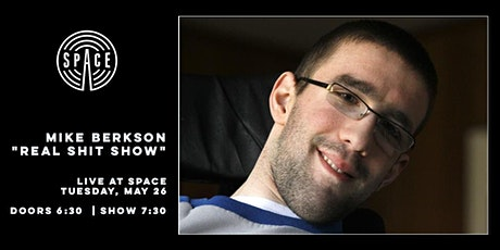 "CANCELLED: Mike Berkson ""Real Sh*t Show"" tickets"