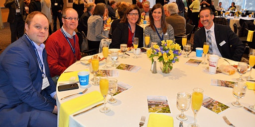 Discover Saratoga's 35th Annual Meeting & Breakfast