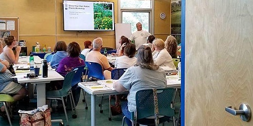 River Star Homes Workshop – Growing Native Plants from Seeds