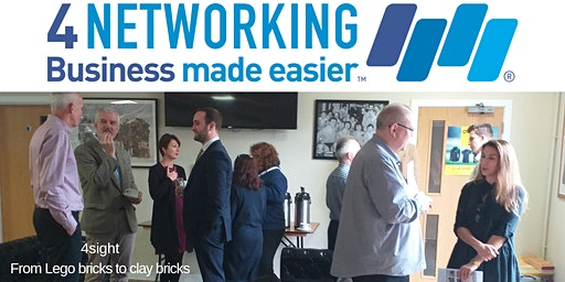 Henley-on-Thames 4Networking Lunch 20 February 2020