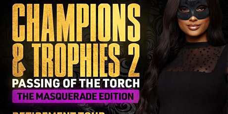 Champions & Trophies 2 tickets