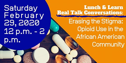 Erasing the Stigma: Opioid Use in the African American Community