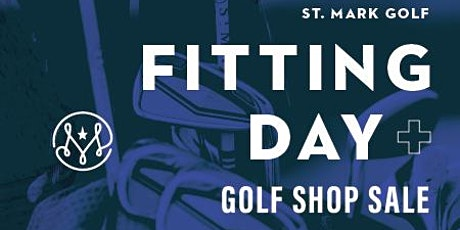 St Mark Golf Club's Fitting Day tickets