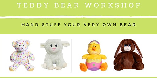 Teddy Bear Workshop: Spring Edition