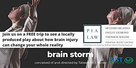 Brain Storm tickets