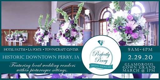 Perfectly Perry Bridal Showcase
