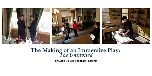 Gallier Gathering: The Making of An Immersive Play- The Uninvited