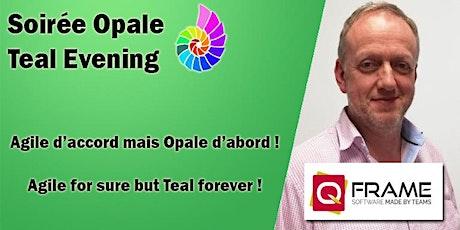 QFrame : une PME ICT agile et teal. Les Soirées Opales de Nautealus tickets