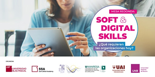 Soft & Digital Skills ¿Qué requieren las organizaciones hoy?