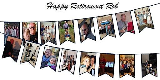 Retirement Celebration for Dr. Rob Barnett