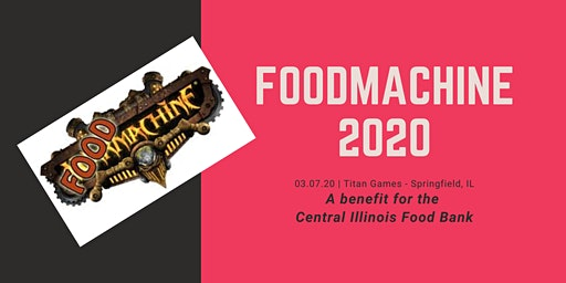 Foodmachine 2020