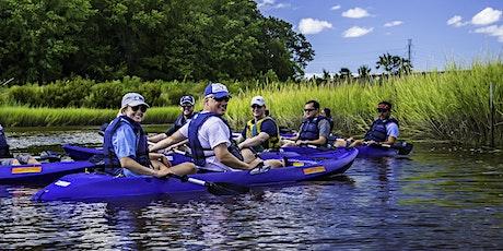 Guided Kayak Paddles May 30 tickets