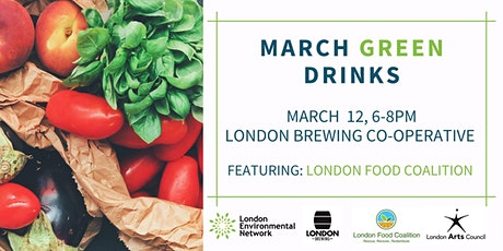 March Green Drinks tickets