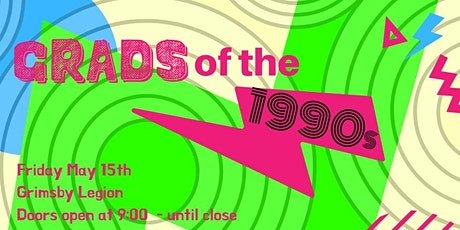 GSS - Grads of the 1990's Reunion Party tickets