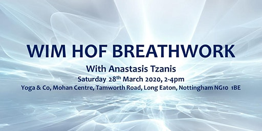 Wim Hof Breathwork with Anastasis Tzanis