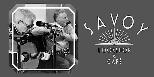 Savoy Concert Series: Executive Session (Skip McKinley & Greg Bacon)