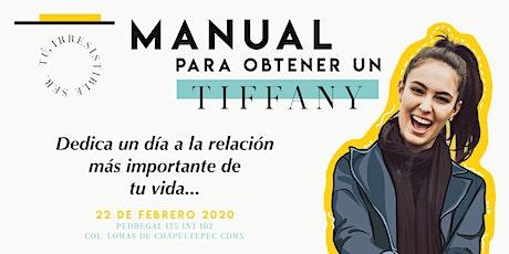 Manual Para Obtener Un Tiffany entradas