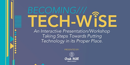 Becoming Tech-Wise