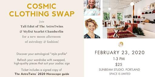 Cosmic Clothing Swap