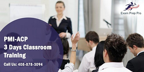 PMI-ACP (PMI Agile Certified Practitioner) Training in Orlando tickets