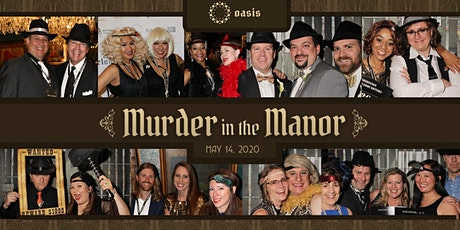 Murder in the Manor tickets
