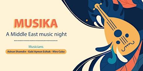 MUSIKA tickets