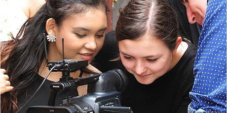 1 Week Solar Filmmaking Teen Summer Camp Session 3 tickets
