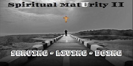 2020 Men's Retreat:  Spiritual MatUrity II tickets
