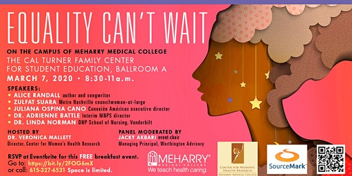Meharry Medical College & CWHR's Inaugural International Women's Day (IWD)
