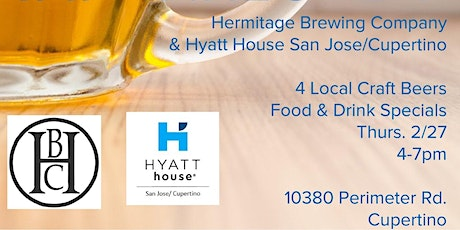 Tap Takeover with Hermitage Brewing Company tickets