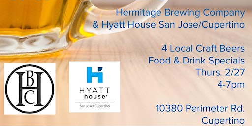 Tap Takeover with Hermitage Brewing Company