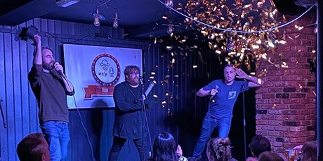 The Funpackers Live Comedy Show tickets