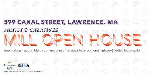 599 Canal Street Artist & Creatives Mill Open House
