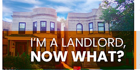 I'm a Landlord, now what? tickets