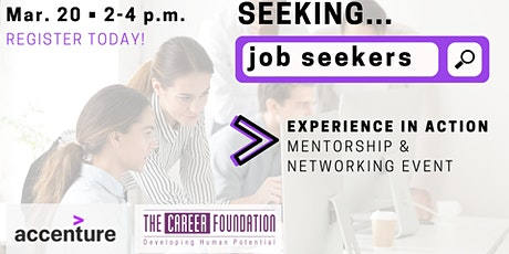 Mentorship & Networking Event at Accenture tickets