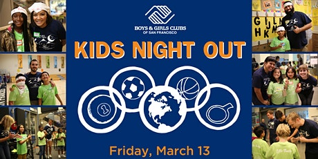 Kids Night Out 2020 tickets