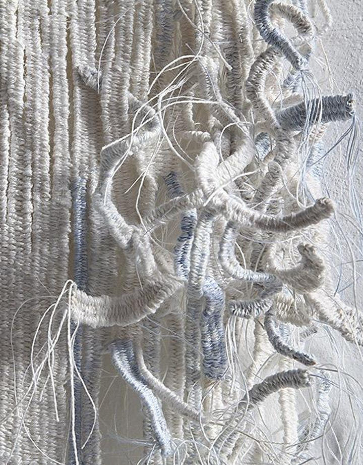 HGC Weaving Talk - Tapestry Weaving with Fiona Hutchison image