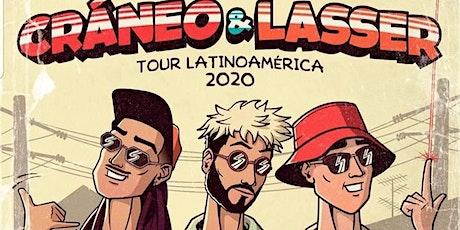 Cráneo & Lasser En Mexicali [Tour Latinoamerica 2020] tickets