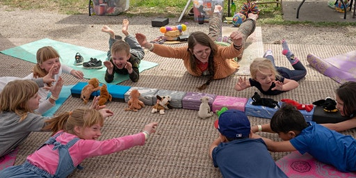 Kids' Yoga and Mindful Play