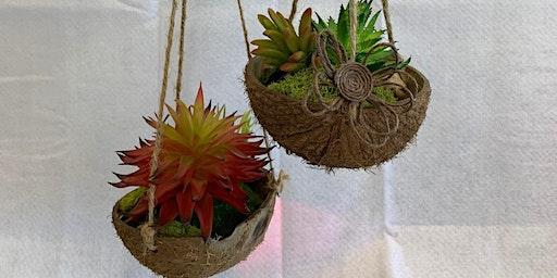 Hanging Planter- Hilo