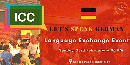 Let's speak German - Feb 2020