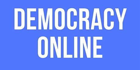 Democracy Online: A Political Discourse Conference for Teens tickets
