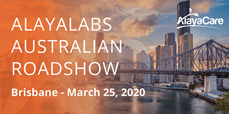 AlayaLabs Roadshow - Brisbane tickets