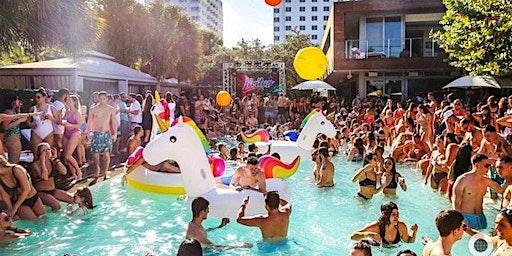 POOL PARTY EVENTS MIAMI FL & NIGHTCLUB SPRING BREAK SPECIAL NIKKI BEACH