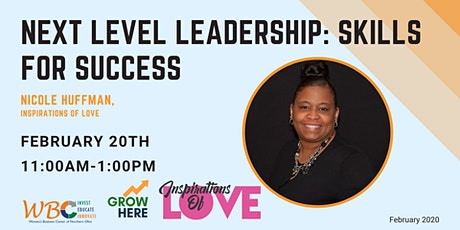 Next Level Leadership: Skills for Success tickets